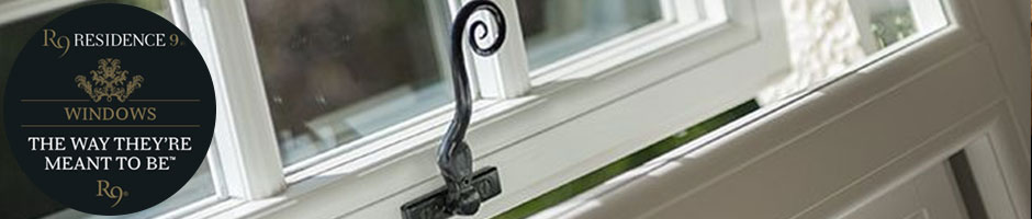 Historical and Sash Windows by Residence 9 from MasterGlaze